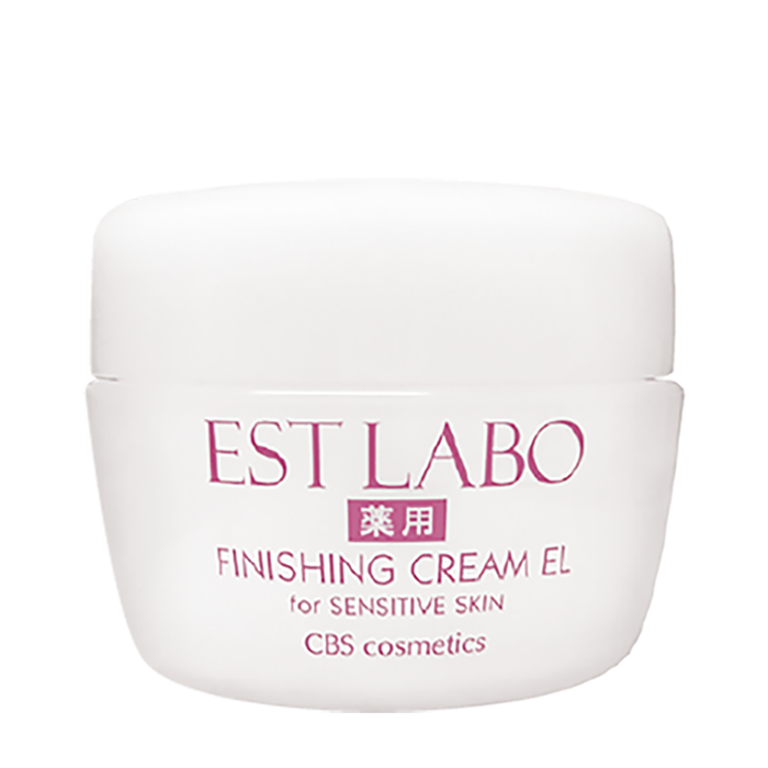 Купить Крем для лица CBS Cosmetics EstLabo Finishing Cream EL, Восстанавливающий крем с керамидами для укрепления барьера кожи лица, Япония