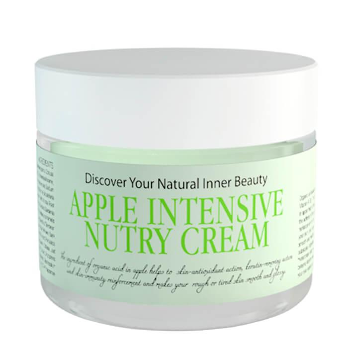 Купить Крем для лица Chamos Acaci Apple Intensive Nutry Cream, Интенсивно питательный крем для лица c экстрактом яблока, Южная Корея