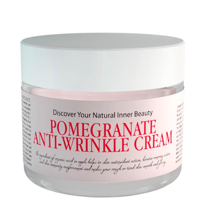 Купить Крем для лица Chamos Acaci Pomegranate Anti-Wrinkle Cream, Омолаживающий крем для лица против морщин с экстрактом граната, Южная Корея