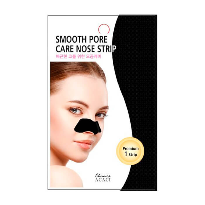 Патч для носа Chamos Acaci Smooth Pore Care Nose Strip