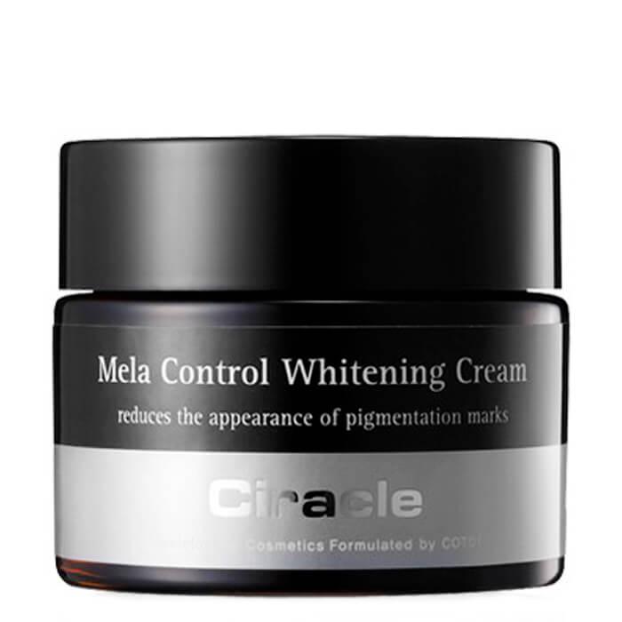 Купить Ночной крем для лица Ciracle Mela Control Whitening Cream, Мягкий ночной крем для лица с осветляющим эффектом, Южная Корея