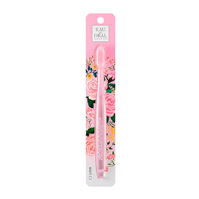 Купить Зубная щетка CJ Lion Eau de Oral Saveur Toothbrush, Зубная щетка со специальной японской ультратонкой щетиной, Южная Корея
