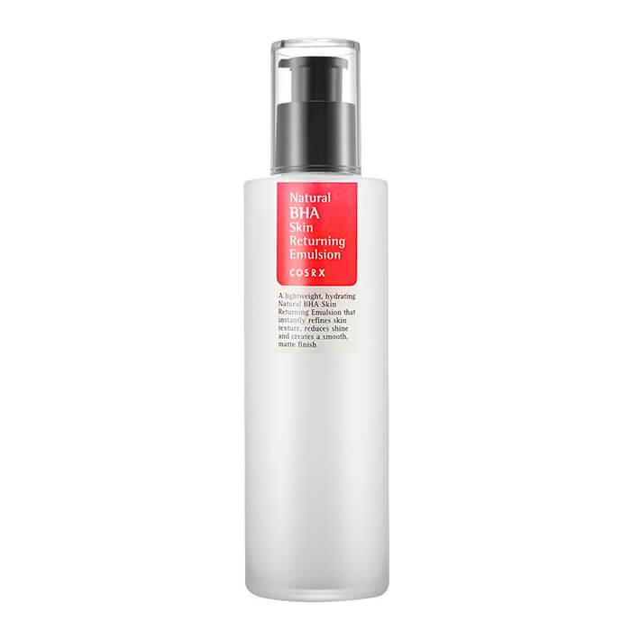 Купить Эмульсия для лица CosRX Natural BHA Skin Returning Emulsion, Эмульсия для лица с натуральными BHA кислотами, Южная Корея