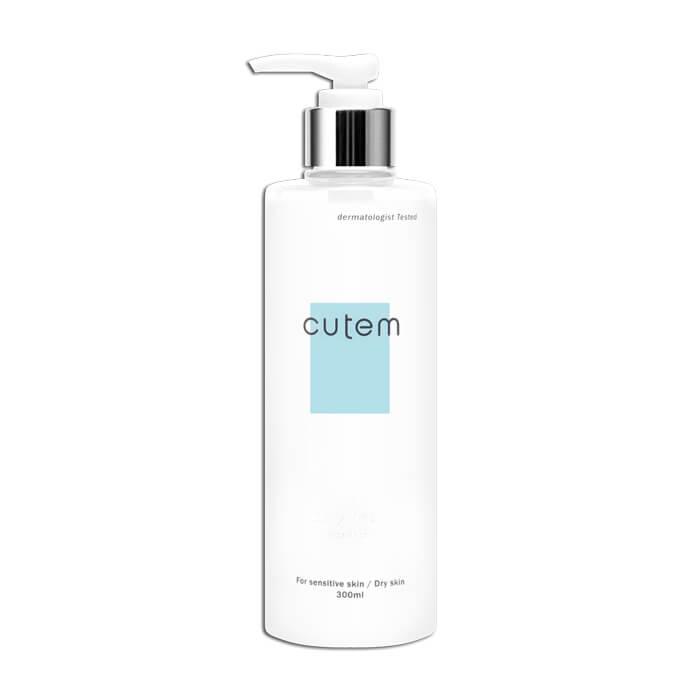 Купить Гель для тела Cutem Daily Wash Face & Body, Очищающий гель для чувствительной и очень сухой кожи тела, Южная Корея