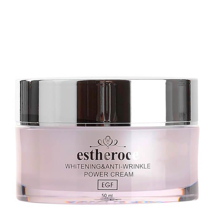 Купить со скидкой Крем для лица Deoproce Estheroce Whitening & Anti-wrinkle Power Cream