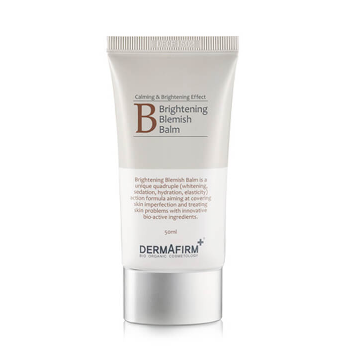 Купить BB крем Dermafirm Brightening Blemish Balm, Тонирующий бальзам для кожи лица с осветляющим и успокаивающим эффектом, Южная Корея