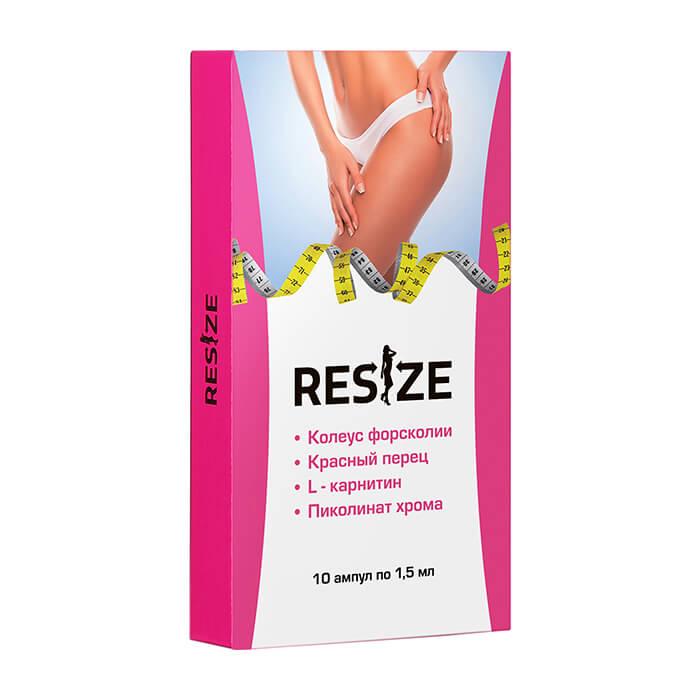 Комплекс ReSize Жиросжигающий Безопасный комплекс для жиросжигания и контроля аппетита