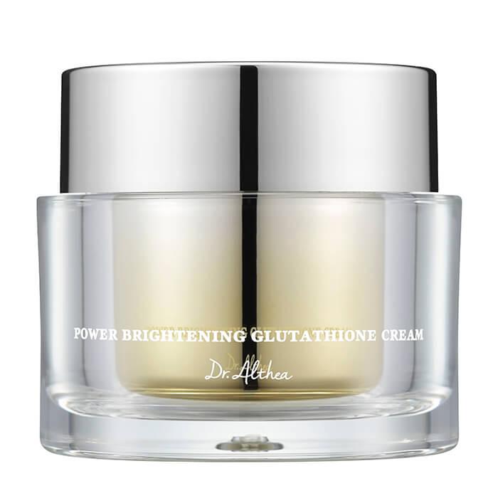 Купить Крем для лица Dr.Althea Power Brightening Glutathione Cream, Осветляющий крем для кожи лица с комплексом отбеливающих компонентов, Южная Корея