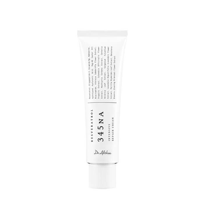 Купить Крем для лица Dr.Althea Pro Lab Resveratrol 345NA Intensive Repair Cream, Интенсивно восстанавливающий защитный крем для кожа лица с ресвератролом, Южная Корея