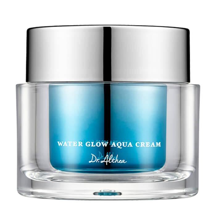Купить Крем для лица Dr.Althea Water Glow Aqua Cream, Увлажняющий крем для кожи лица с гиалуроновой кислотой и растительными экстрактами, Южная Корея