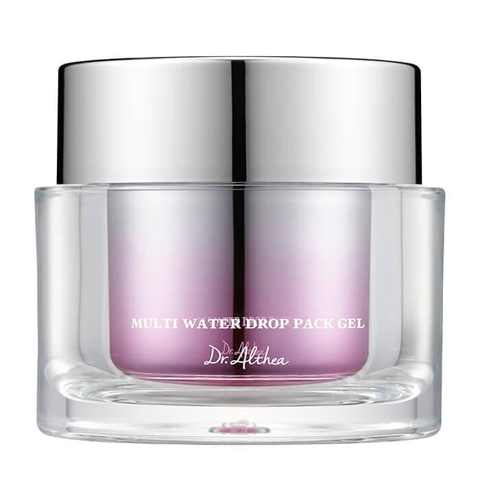 Купить Ночная маска Dr.Althea Multi Water Drop Pack Gel, Ночная маска для лица с гелевой текстурой для эффективного насыщения кожи влагой, Южная Корея