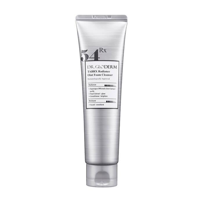 Купить Пенка для умывания Dr.Gloderm TabRX Radiance Oint Foam Cleanser, Легкая пенка для умывания кожи лица с молекулами положительных ионов, Южная Корея