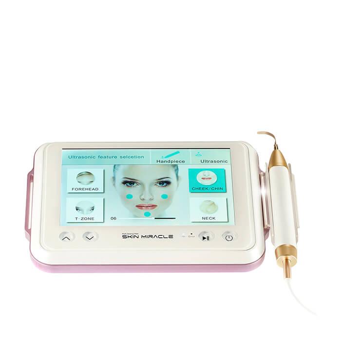 Купить Аппарат для ультразвуковой чистки лица Dr.Healux Park Seong Hee Skin Miracle, Аппарат для щадящей ультразвуковой чистки кожи лица в домашних условиях, Южная Корея