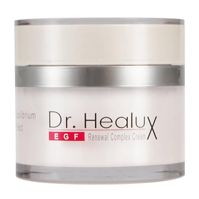 Купить Крем для лица Dr.Healux EGF Renewal Complex Cream (200 мл), Крем с эпидермальным фактором роста для восстановления и обновления кожи лица, Южная Корея