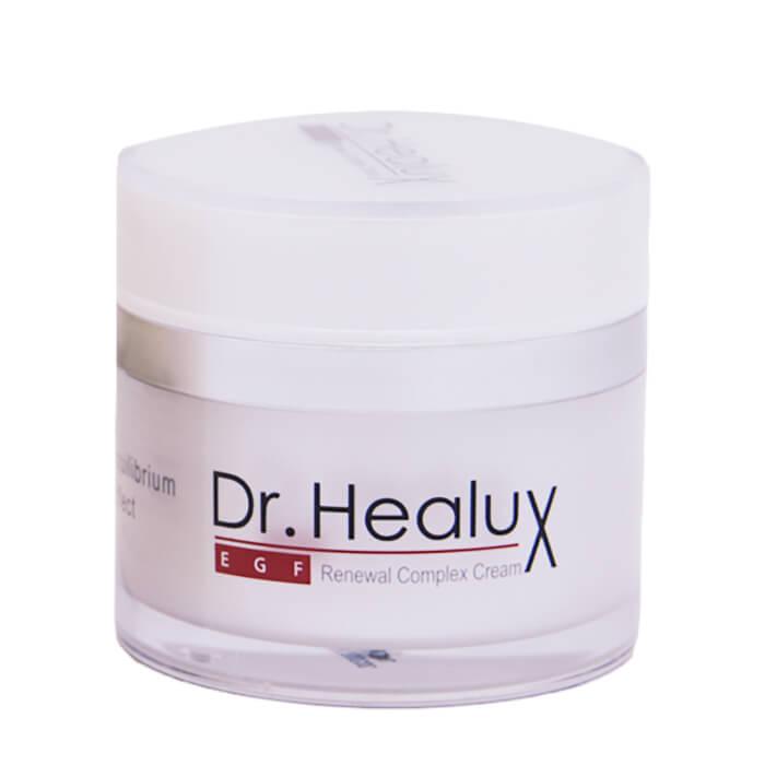 Купить Крем для лица Dr.Healux EGF Renewal Complex Cream (50 мл), Крем с эпидермальным фактором роста для восстановления и обновления кожи лица, Южная Корея