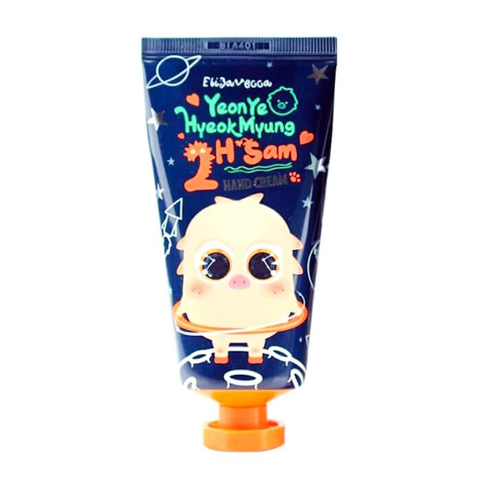 Купить Крем для рук Elizavecca YeonYe Hyeok Myung 2H*Sam Hand Cream, Увлажняющий крем для питания кожи рук с экстрактом масла ши, Южная Корея