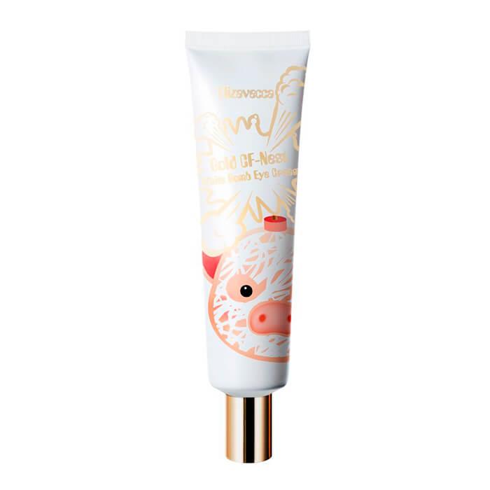 Купить Крем для век Elizavecca Gold CF-Nest White Bomb Eye Cream, Крем для кожи вокруг глаз с экстрактом ласточкиного гнезда, Южная Корея