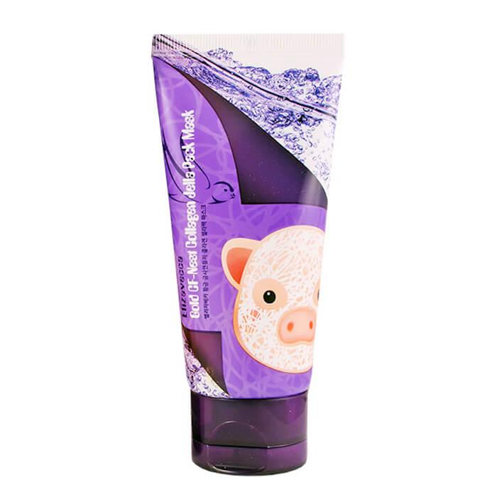 Купить Маска-плёнка Elizavecca Gold CF-Nest Collagen Jella Pack Mask, Коллагеновая плёночная маска с экстрактом ласточкиного гнезда, Южная Корея