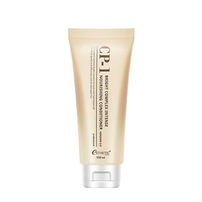 Купить Кондиционер для волос Esthetic House CP-1 Bright Complex Intense Nourishing Conditioner v2.0 (100 мл) #1 Без повреждений, Интенсивно питающий кондиционер для волос с протеинами, Южная Корея