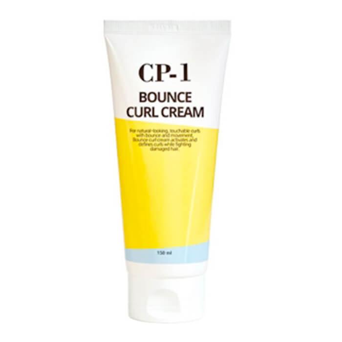 Купить Крем для волос Esthetic House CP-1 Bounce Curl Cream, Ухаживающий крем для повреждённых волос, Южная Корея