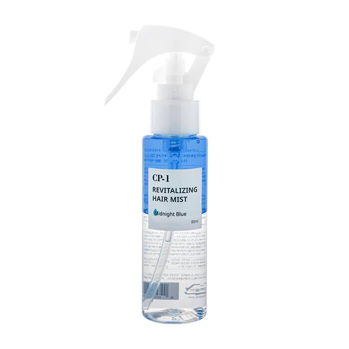 Купить Мист для волос Esthetic House CP-1 Revitalizing Hair Mist Midnight Blue, Парфюмированный спрей для волос с ухаживающими свойствами, Южная Корея