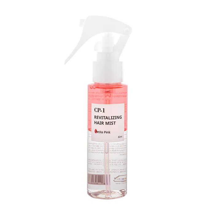 Купить Мист для волос Esthetic House CP-1 Revitalizing Hair Mist Petite Pink, Парфюмированный спрей для волос с ухаживающими свойствами, Южная Корея