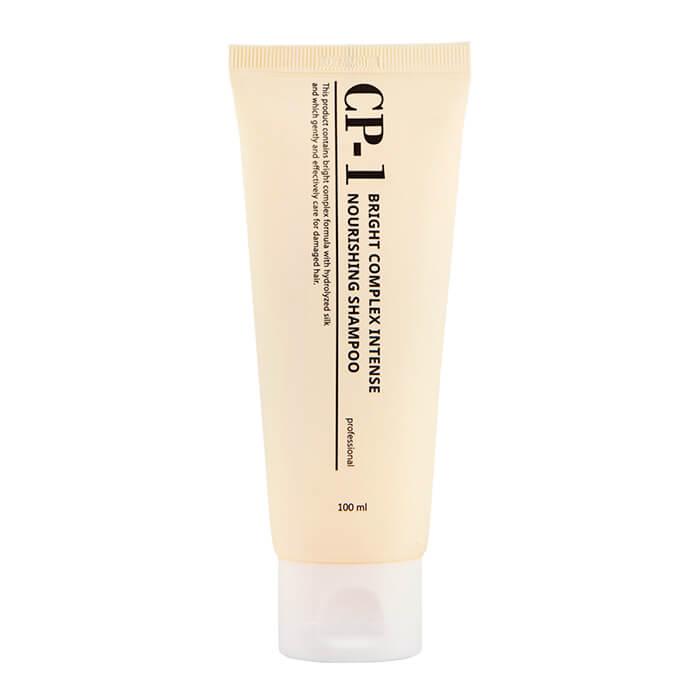 Купить Шампунь для волос Esthetic House CP-1 Bright Complex Intense Nourishing Shampoo (100 мл), Интенсивно питающий шампунь для волос с протеинами, Южная Корея