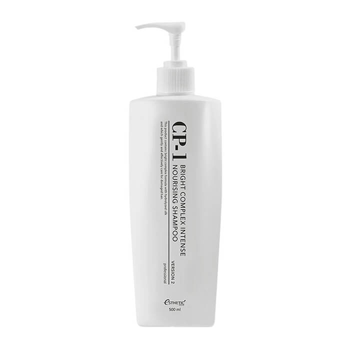 Шампунь для волос Esthetic House CP-1 Bright Complex Intense Nourishing Shampoo v2.0 Обновлённый интенсивно питающий шампунь для волос с протеинами фото