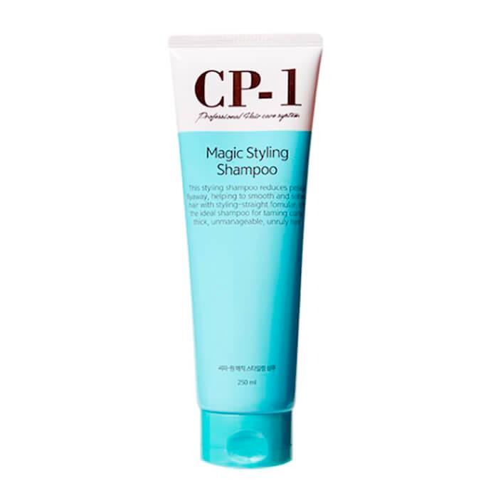 Купить Шампунь для волос Esthetic House CP-1 Magic Styling Shampoo, Протеиновый шампунь для непослушных и вьющихся волос, Южная Корея