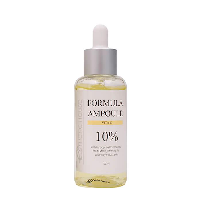 Купить Сыворотка для лица Esthetic House Formula Ampoule Vita C, Антиоксидантная сыворотка для лица с витамином С, Южная Корея