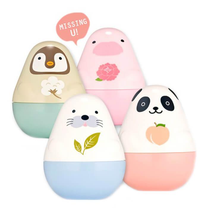 Купить Крем для рук Etude House Missing U Hand Cream, Крем для рук с экстрактами трав и натуральными маслами, Южная Корея