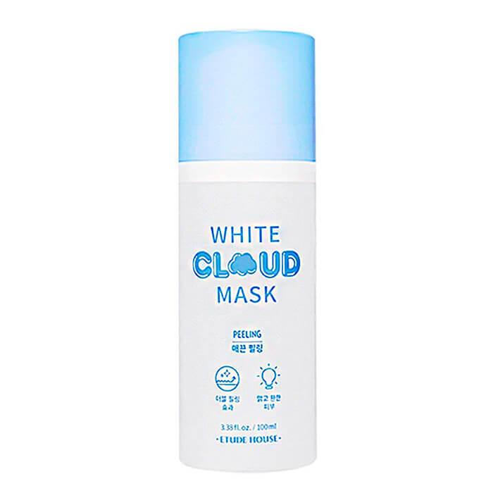 Купить Пилинг-маска Etude House White Cloud Mask Peeling, Воздушная пузырьковая маска-пилинг для лица, Южная Корея