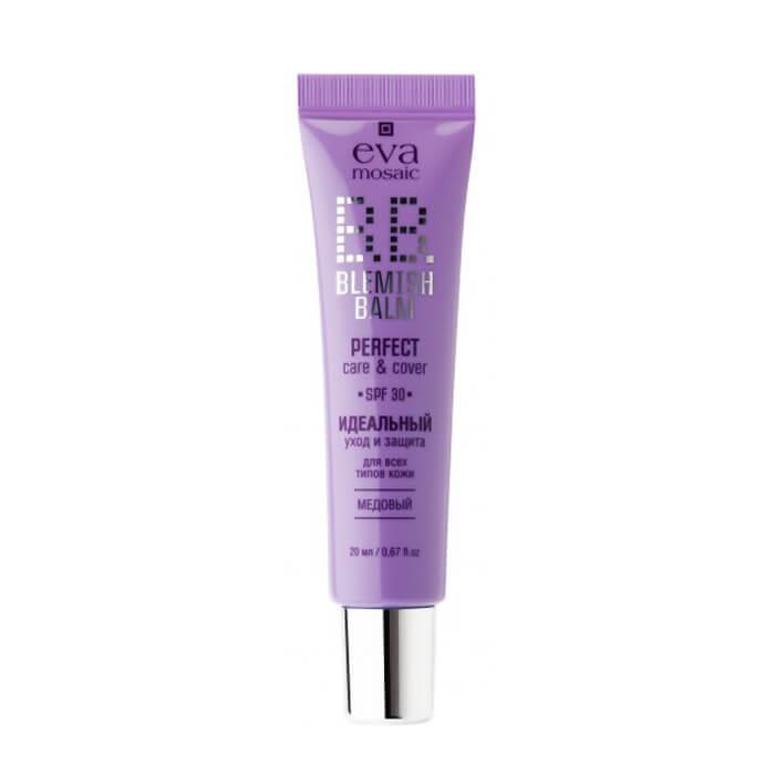 Купить Тональный крем для лица Eva Mosaic BB Cream, Увлажняющий солнцезащитный крем для лица, Россия