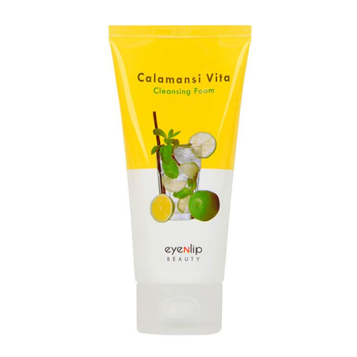 Купить Очищающая пенка Eyenlip Calamansi Vita Cleansing Foam, Пенка для умывания лица экстрактом каламанси, Южная Корея