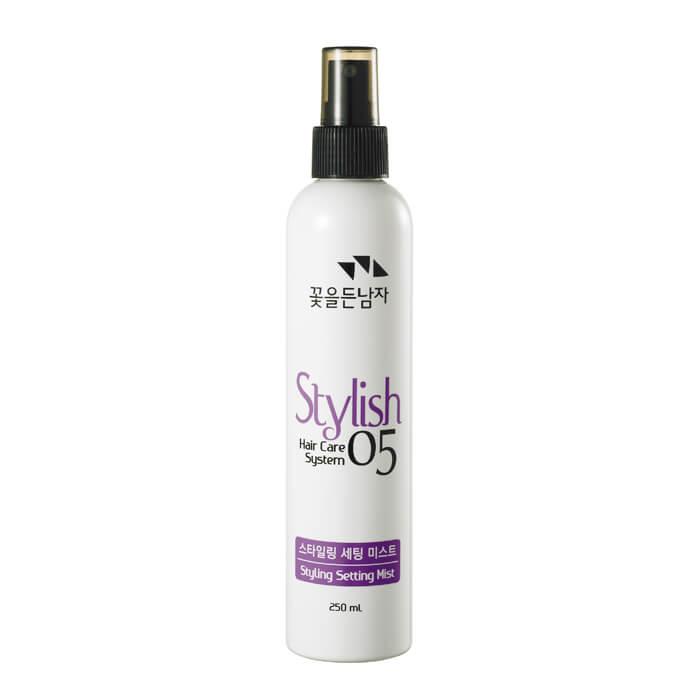 Купить Мист для волос Man with Flowers Hair Care System Styling Setting Mist, Легкий мист для укладки волос без склеивания и липкости, Flor de Man, Южная Корея