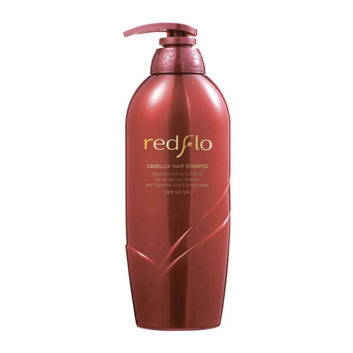 Купить Шампунь для волос Flor de Man Redflo Camellia Hair Shampoo, Шампунь на основе камелии для увлажнения и питания волос, Южная Корея