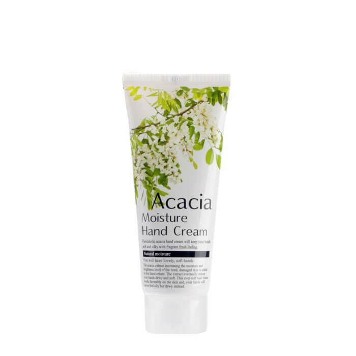 Купить Крем для рук FoodaHolic Acacia Moisture Hand Cream, Увлажняющий крем для рук с экстрактом акации, Южная Корея