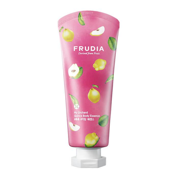 Купить Эссенция для тела Frudia My Orchard Quince Body Essence, Восстанавливающее молочко для тела с ароматом айвы, Южная Корея