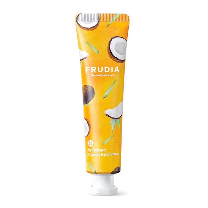 Купить Крем для рук Frudia My Orchard Coconut Hand Cream, Питательный крем для рук c экстрактом кокоса, Южная Корея