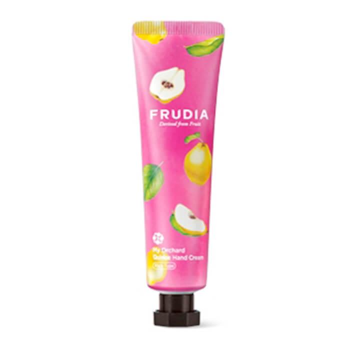 Купить Крем для рук Frudia My Orchard Quince Hand Cream, Увлажняющий крем для рук c экстрактом айвы, Южная Корея