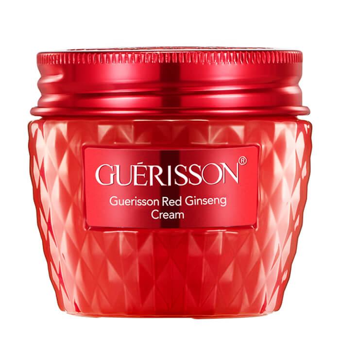 Купить Крем для лица Guerisson Red Ginseng Cream, Омолаживающий крем для лица с экстрактом красного женьшеня, Южная Корея