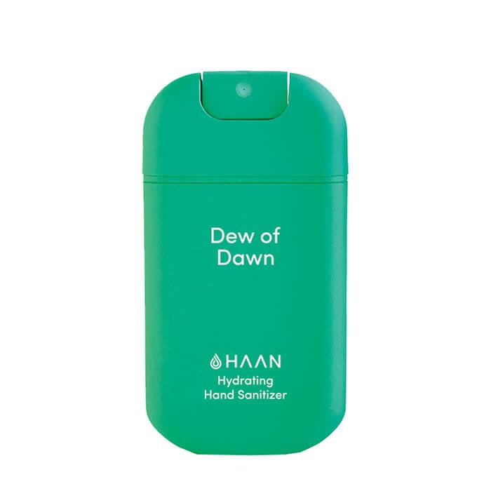 Купить Дезинфицирующий спрей для рук Haan Hand Sanitizer Dew of Dawn, Очищающий и увлажняющий спрей для рук с ароматом свежей травы на рассвете, Испания