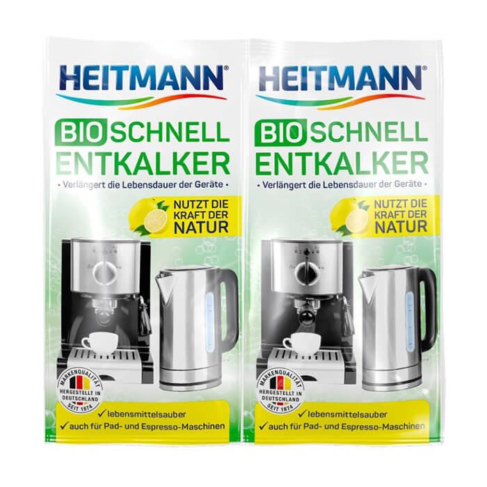 Чистящее средство Heitmann Bio Schnell Entkalker