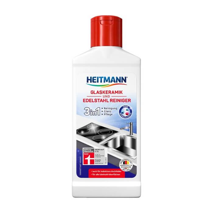 Чистящее средство Heitmann Glaskeramik und Edelstahl Reinger - купить | Squper