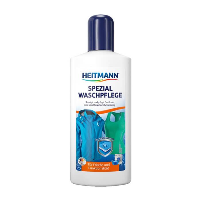 Купить Средство для стирки Heitmann Spezial Waschpflege, Гель для стирки и ухода за спортивной и туристической одеждой, Германия