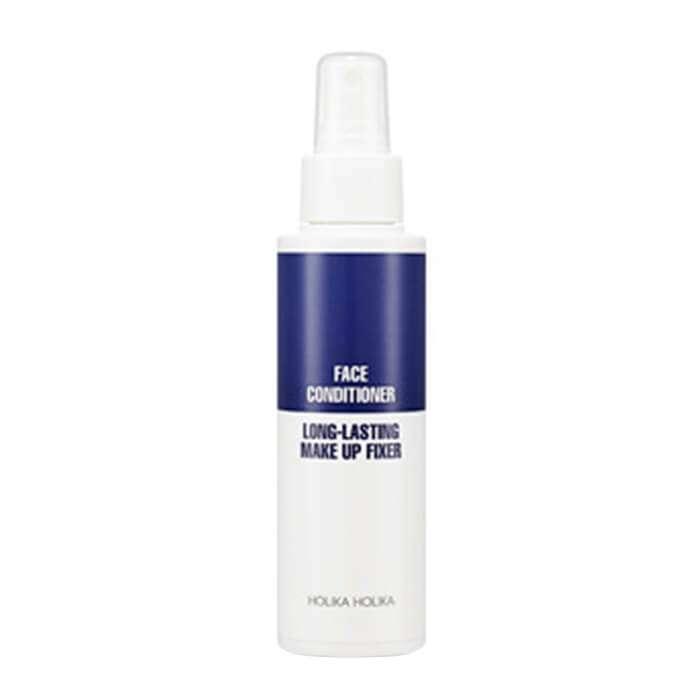 Купить Фиксатор макияжа Holika Holika Face Conditioner Long-Lasting Make Up Fixer, Средство в виде спрея для защиты и фиксации макияжа лица, Южная Корея