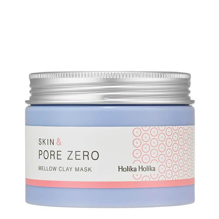 Купить Маска для лица Holika Holika Skin & Pore Zero Mellow Clay Mask, Очищающая маска для лица с белой глиной, Южная Корея