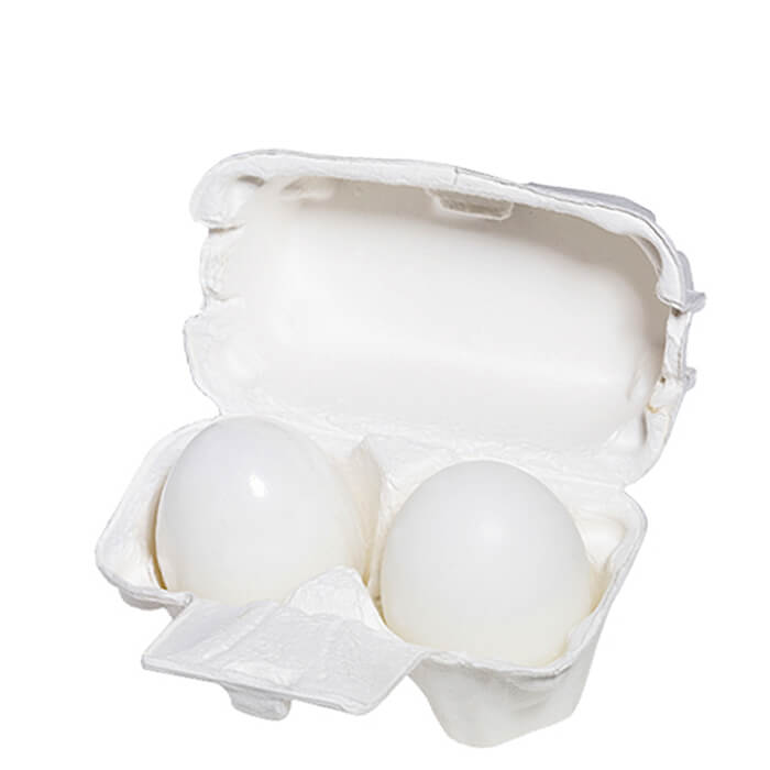 Купить Мыло для лица Holika Holika Egg Soap, Мыло-маска ручной работы для сужения и очистки пор c яичным белком, Южная Корея