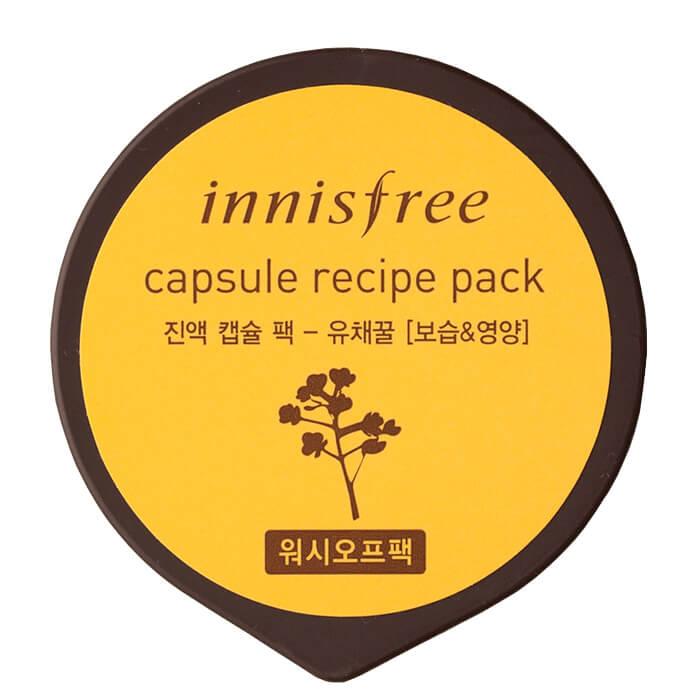 Купить со скидкой Маска для лица Innisfree Capsule Recipe Pack - Canola Honey