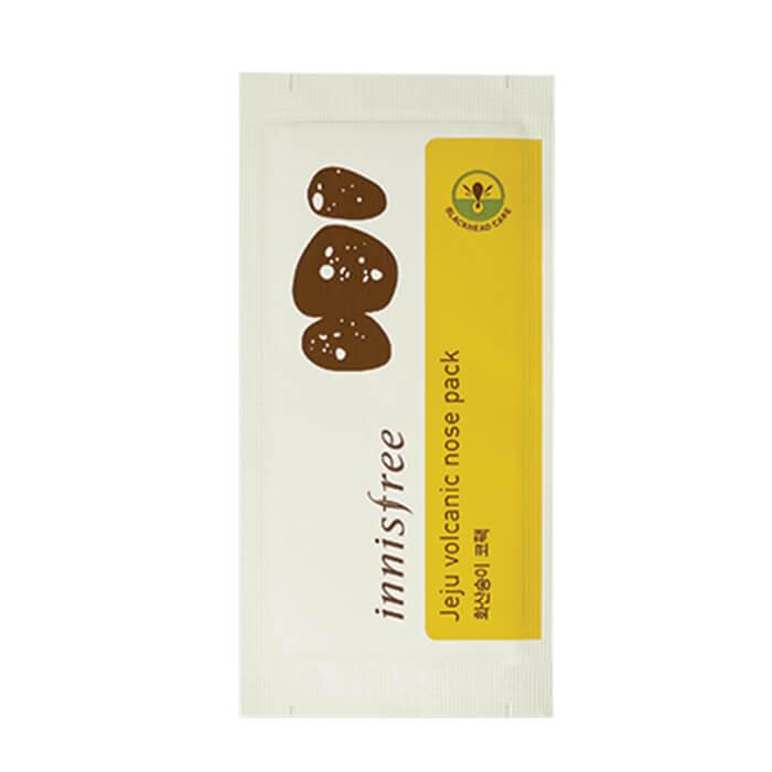 Купить со скидкой Набор пластырей для носа Innisfree Jeju Volcanic Nose Pack